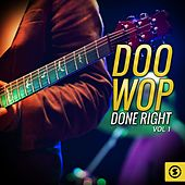 Doo Wop Done Right, Vol. 1 de Various Artists