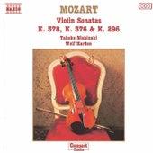 Violin Sonatas de Wolfgang Amadeus Mozart