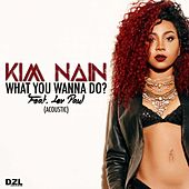 What You Wanna Do (Acoustic Version) [feat. Lev Paul] de Kim Nain