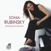 Sonia Rubinsky: Sonatas de Scarlatti von Sonia Rubinsky