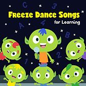 Freeze Dance Songs for Learning by The Kiboomers