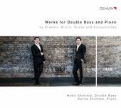 Brahms, Bruch, Glière & Koussevitzky: Works for Double Bass & Piano by Nabil Shehata