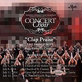 Clap Praise: Live from Europe by Various Artists