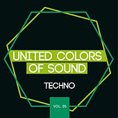 United Colors of Sound - Techno, Vol. 5 von Various Artists