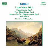 Piano Music Vol. 1 de Edvard Grieg