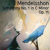 Mendelssohn Symphony No. 1 in C Minor, Op. 11 by The St Petra Russian Symphony Orchestra