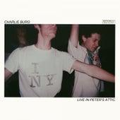 Live in Peter's Attic von Charlie Burg