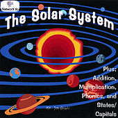 Plus; Addition Rap, Multiplication Song, Phonics and States & Capitals de Solar System