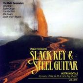 Slack Key & Steel Guitar Instrumentals, Volume I by Maile Serenaders