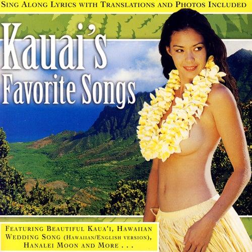 Kauai's Favorite Songs by Nathan Aweau
