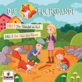 001/Fall 1: Der Skandal im Hof / Fall 2: Die Spur des Riesen von Die Fuchsbande