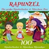 Rapunzel - Die große Kinderlieder und Märchen Box (100 Kinderlieder und Märchen Klassiker der Gebrüder Grimm, Hans Christian Andersen und vielen mehr!) von Various Artists