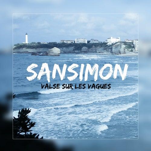 Valse Sur Les Vagues by Sansimon