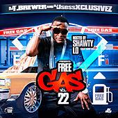 DJ T. Brewer & DJ Jsess Xclusivez present Free Gas Vol 22 (Hosted by Shawty Lo) by Various Artists