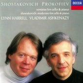 Shostakovich & Prokofiev: Cello Sonatas de Vladimir Ashkenazy
