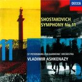 Shostakovich: Symphony No. 11 de Vladimir Ashkenazy