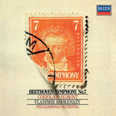 Beethoven: Symphony No. 7; Overtures Coriolan & Egmont de Vladimir Ashkenazy