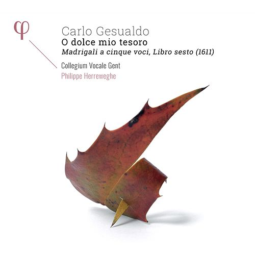 Gesualdo: Madrigals, Book 6 by Collegium Vocale Gent