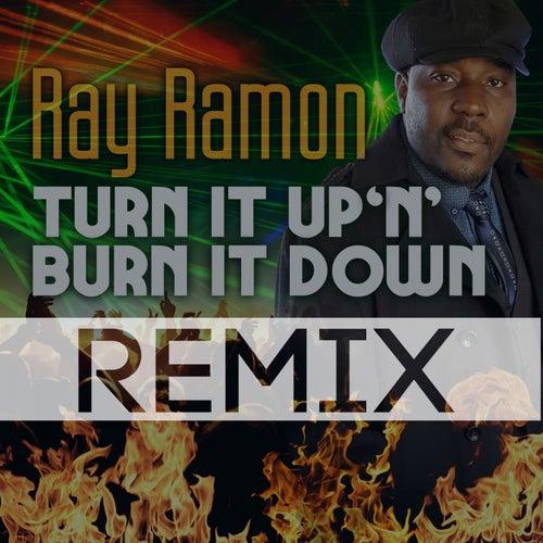 Turn It Up 'N' Burn It Down (Remixes) by Ray Ramon