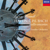 Haydn: Cello Concerto No. 2 / C.P.E. Bach: Cello Concerto in A Major etc by Concertgebouw Chamberorchestra