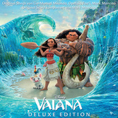Vaiana (Deutscher Original Film-Soundtrack/Deluxe Edition) de Various Artists