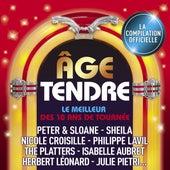 Age tendre: Le meilleur des 10 ans de tournée (La compilation officielle) de Various Artists