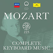 Mozart 225: Complete Keyboard Music von Various Artists