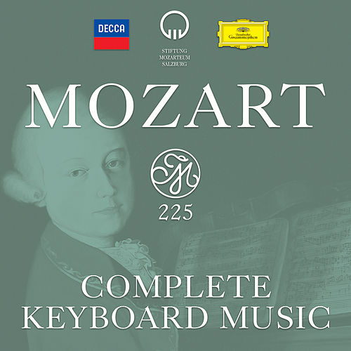 Mozart 225: Complete Keyboard Music by Various Artists