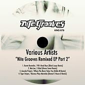 Nite Grooves Remixed EP, Pt. 2 by Various Artists