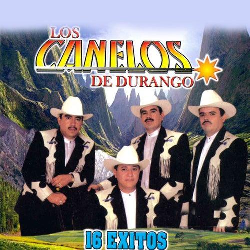16 Exitos by Los Canelos De Durango