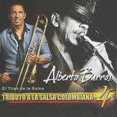 Tributo a la Salsa Colombiana 4 de Alberto Barros