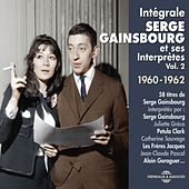 Serge Gainsbourg et ses interprètes, vol. 2 : 1960-1962 de Various Artists