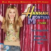 Folge 4: Der Partyschreck / Mädchen, die unbegreiflichen Wesen von Disney - Hannah Montana