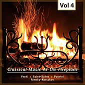 Classical Music at the Fireplace, Vol. 4 by Various Artists