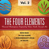 The Four Elements - Classical Masterpieces Inspired by Water, Earth, Fire, Air, Vol.2 by Various Artists