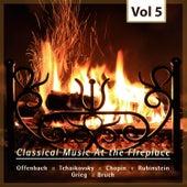 Classical Music at the Fireplace, Vol. 5 de Various Artists