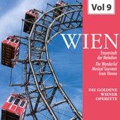 Wien - Traumstadt der Melodien, Vol. 9 de Various Artists