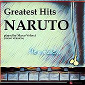 Naruto Greatest Hits (Piano Version) von Marco Velocci