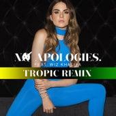 No Apologies. (feat. Wiz Khalifa) (Tropical Remix) by Jojo