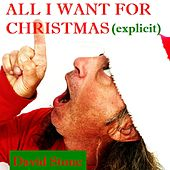 All I Want for Christmas by David Stone
