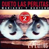 24 Exitos, Vol. 2 de Dueto Las Perlitas