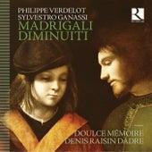 Madrigali diminuiti by Various Artists