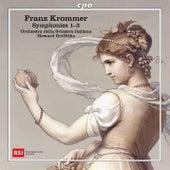 Krommer: Symphonies Nos. 1-3 by Orchestra Della Svizzera Italiana