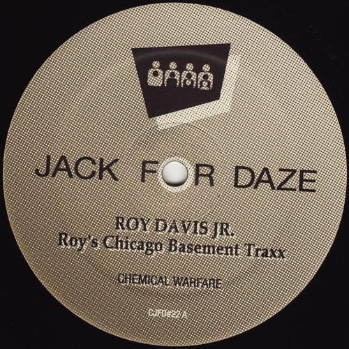 Roy's Chicago Basement Traxx by Roy Davis, Jr.