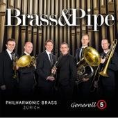 Brass&Pipe von Various Artists