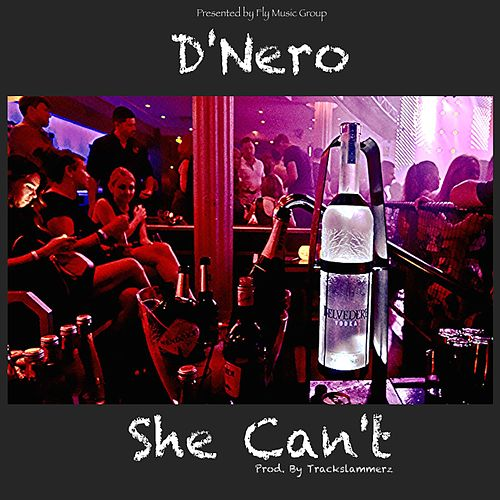 She Can't by D'nero