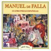 Cuatro Piezas Españolas by Manuel de Falla
