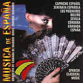 Musica de España. Spanish Classical Music by Enrique Navarro