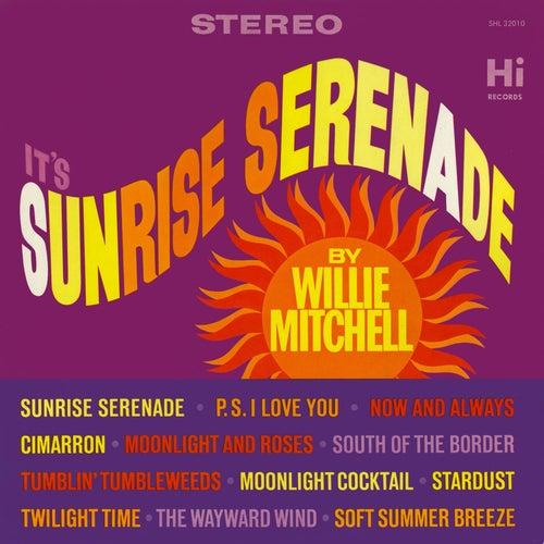 Sunrise Serenade von Willie Mitchell