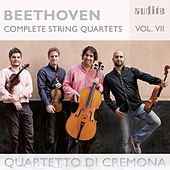 Beethoven: Complete String Quartets, Vol. 7 by Quartetto di Cremona
